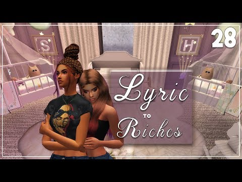 The Sims 4 🎵 Lyric To Riches 🎵  #28 Celebrity Treatment