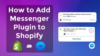 How to Add FB Messenger Plugin to Shopify Store