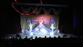 Праздничный концерт - открытие после ремонта ДК Балакирево