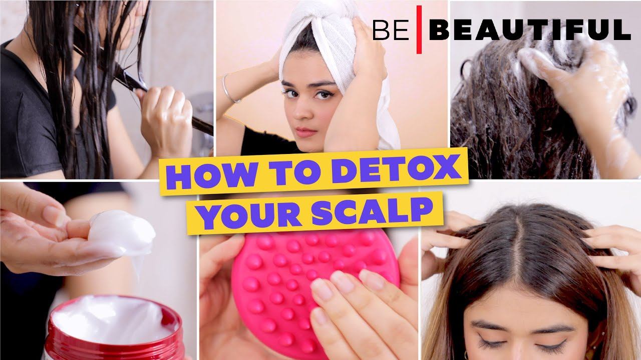 How To Detox Your Scalp In Monsoon   Treatment For Itchy Scalp, Hairfall & Dandruff   Be Beautiful