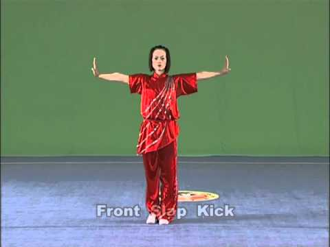 Elementary IWUF Wushu Taolu (Routines)