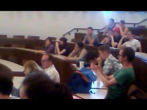 College Democrats Vs. Republicans @ University Of Washington Debate