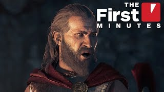The First 16 Minutes of Assassin's Creed Odyssey
