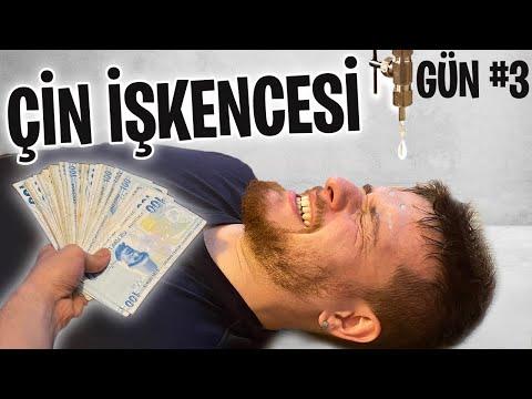 ÇİN İŞKENCESİNDE SONA KALAN KAZANIR!