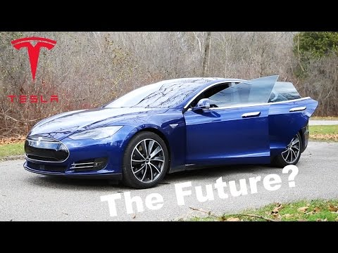 Tesla Model S Review! | Is This The Future Of Cars?