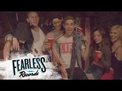 The Summer Set - Jukebox (Lyric Video)