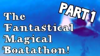 The Fantastical Magical Boatathon (A Gmod Adventure) [Part 1]