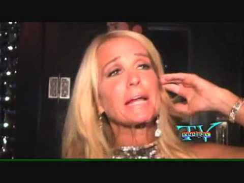 Interview with drunk Kim Richards