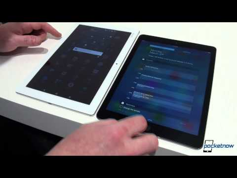 Download Sony Xperia Z4 Tablet vs Apple iPad Air 2 Screenshots