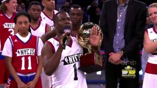 Kevin Hart 4th MVP or Nick Cannon dance moves on Kevin