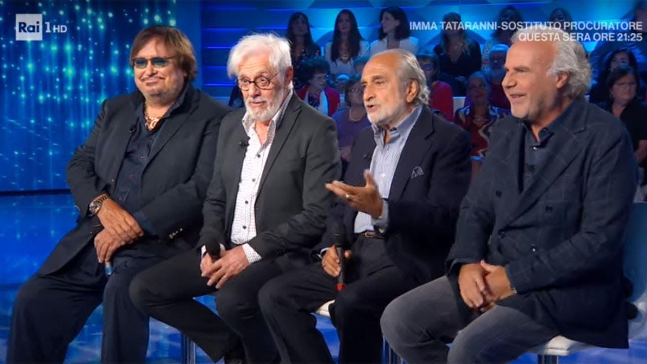 Jerry Calà, Umberto Smaila, Ninì Salerno e Franco Oppini - 06/10/2019 -  YouTube