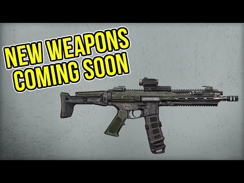 BRAND NEW WEAPONS COMING TO H1Z1 VERY SOON!! KH43, Combat Shotgun, & Ranch Rifle!!