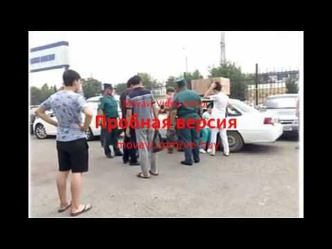 Toshkent shahar o'rikzor bozoridagi voqea