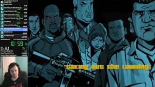 Grand Theft Auto III speedrun: Any% in 1:13:30 [PB]
