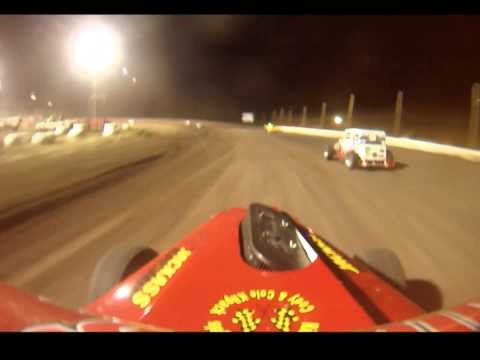 Southern Oregon Speedway SODCA Main event September 14, 2013