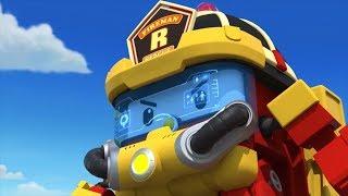 �������� ���� Робокар Рой и пожарная безопасность - Все серии подряд - Мультик про машинки ������