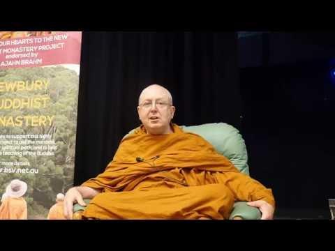 Ajahn Brahm - How To Smile Through Adversity In Life