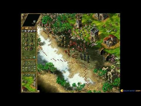 The Settlers 4 gameplay (PC Game, 2001) thumbnail