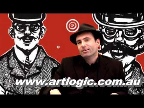 Adelaide Artist  Stefan Bruneder , Art Logic