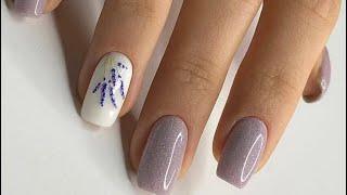Маникюр 2021 модный дизайн ногтей на весну Manicure 2021 fashionable nail design for spring