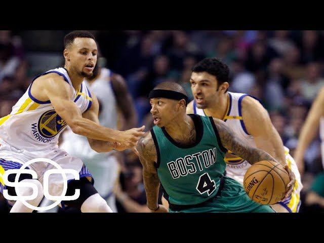 Isaiah Thomas has a history of balling against the Warriors | SportsCenter | ESPN