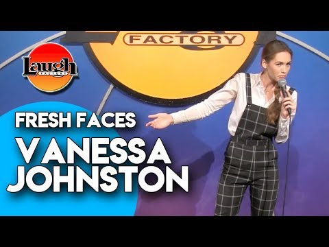Vanessa Johnston | Broke Dude Sex | Laugh Factory Stand Up Comedy