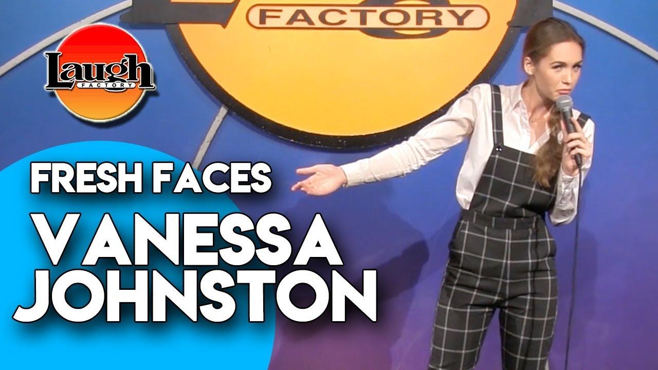 Vanessa Johnston   Broke Dude Sex   Laugh Factory Stand Up Comedy