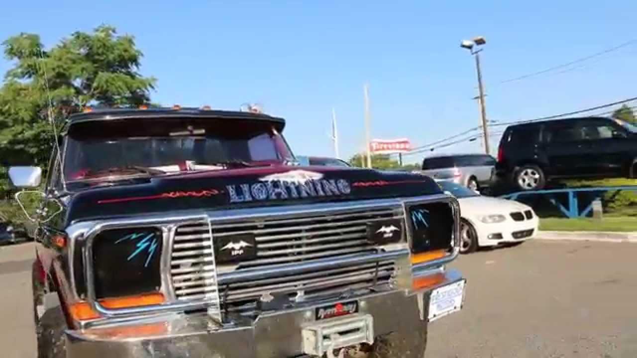 Sold1979 Ford Ranger F150 4x4 For Saleover The Top Custom Truck 1970 F 150 Youtube