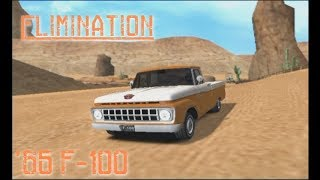 Ford Racing 2: Ford Challenge: Off Road: '65 F-100 (HARD) HD