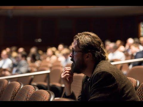 Ken Duckworth, MD (BCBS of Massachusetts) speaks at the Technology in Psychiatry Summit 2017