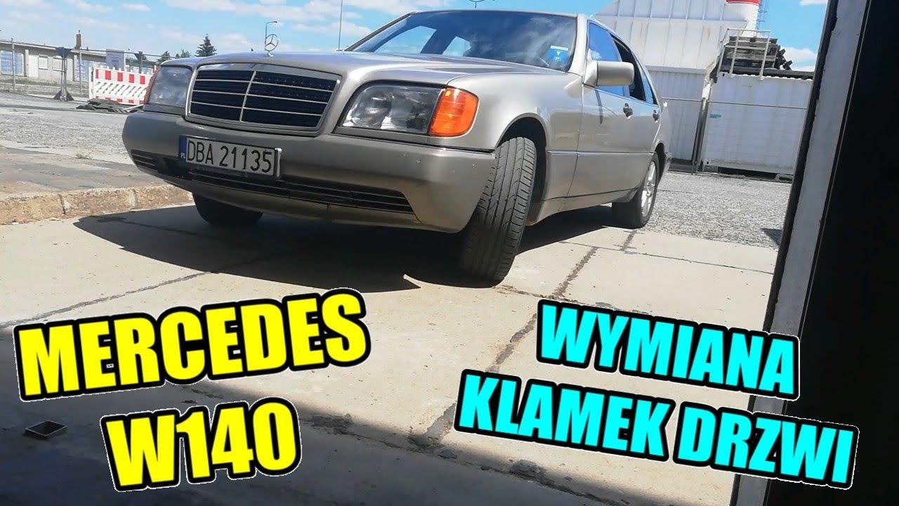Mercedes W140 Staszek i Różne Dłubanie (Chillout)