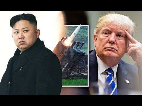 WW3 FEARS INTENSIFY: Trump slaps North Korea with fresh sanctions in bid to crush Kim