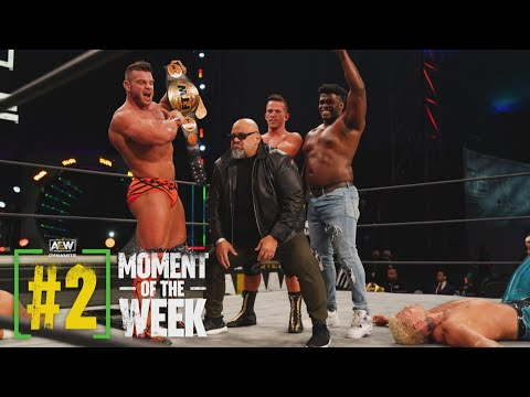 You Won't Believe What Happened in Tonight's Main Event | AEW Dynamite, 11/18/20