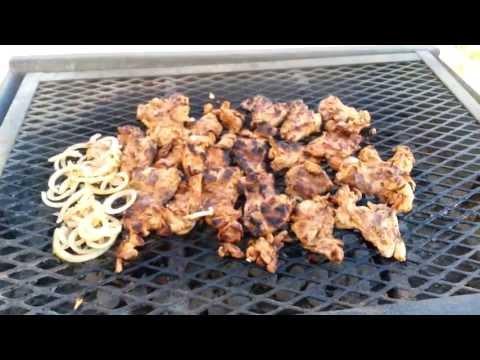 Pollo Asado(grilled marinated chicken)