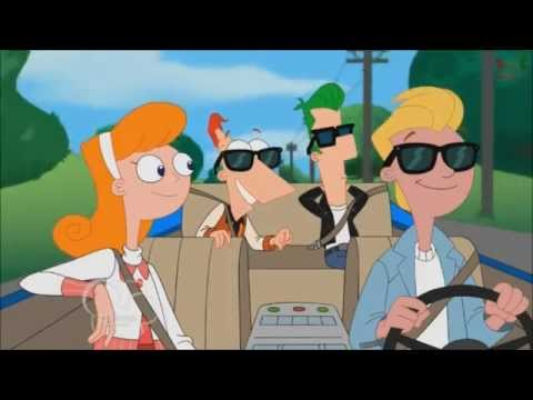 Phineas and Ferb - My Cruisin
