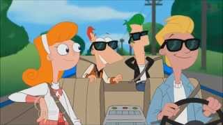 Phineas and Ferb - My Cruisin' Sweet Ride (HDTV)