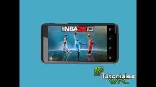 Descargar NBA 2k13 Android | Full Gratis | Agosto 2017