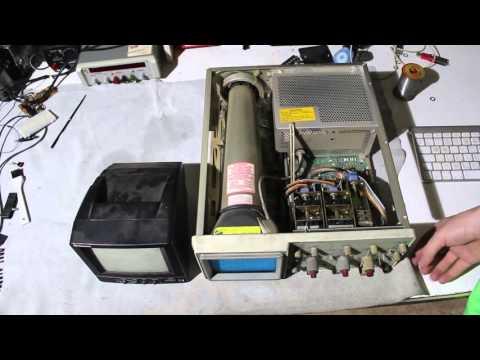 #1 Tektronix 2213 Oscilloscope Repair