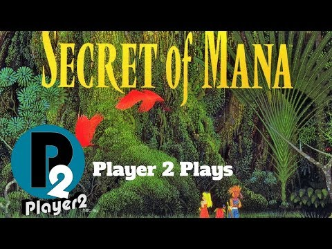 Player 2 Plays - Secret of Mana Playthrough Part 13 - The Great Palace Continued