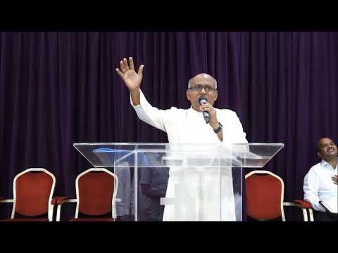 Tamil Live Worship and Word by Fr  Berchmans   Word of God Church   Doha Qatar