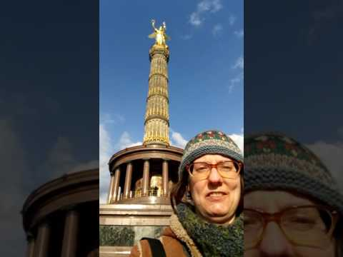At the Berlin Victory Column