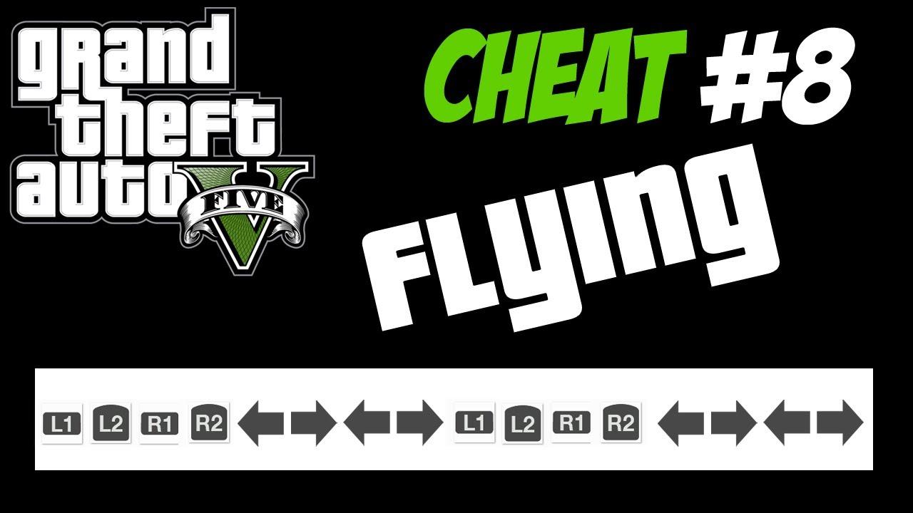 GTA 5 Trucchi #8 - VOLARE CADUTA DAL CIELO [PS3 Xbox 360 HD ITA] Cheat ...