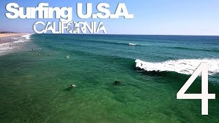 Surfing USA: CALIFORNIA [Part 4] - LuzuVlogs