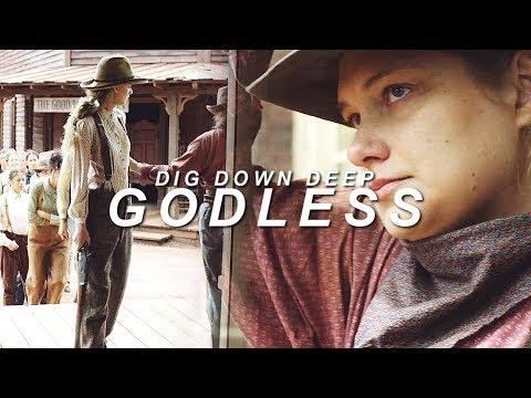 Mary Agnes & Callie | Where I lay [Godless]