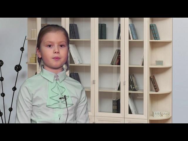 Изображение предпросмотра прочтения – РусланаХайрятдинова читает отрывок изпроизведения «Анна Снегина» С.А.Есенина