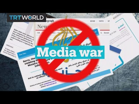 Breaking down the arab media war