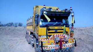 Beauty of Nissan diesel dumper