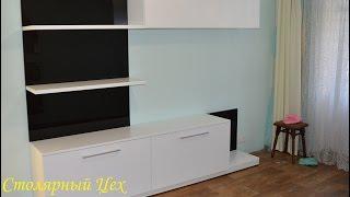 Мебель в гостинную под заказ в Харькове(фирма