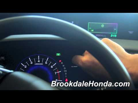 2013 | Honda | Civic | Dash Brightness | How To By Luther Brookdale Honda