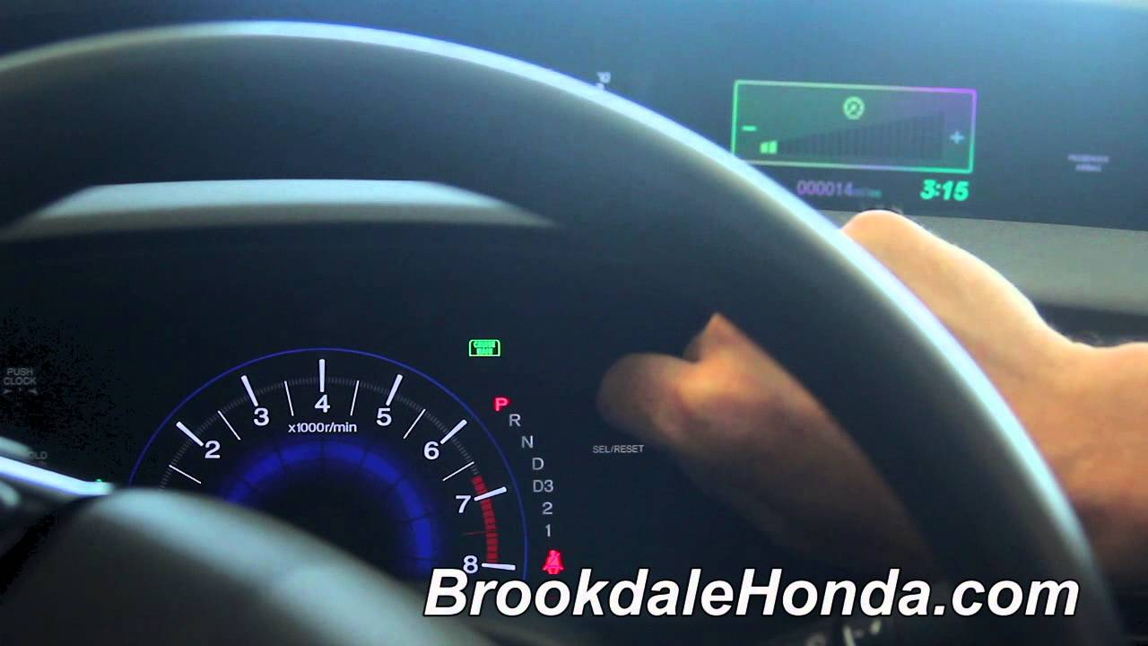 2013 honda civic dash brightness how to by luther 2013 honda civic dash brightness how to by luther brookdale honda youtube biocorpaavc Image collections